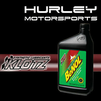 Klotz BC-172 BeNOL 2-Cycle/Stroke Racing Castor Oil - 32 oz - Qty (10)