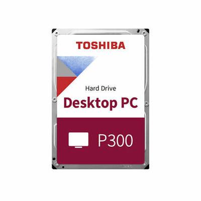 HARD DISK INTERNO TOSHIBA HARD DISK P300 3,5 4TB SATA3 5400RPM HDWD240UZSVA