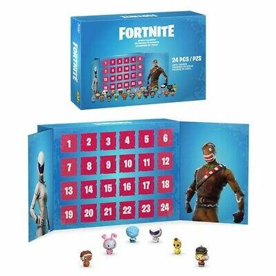 Funko Pop! NEW Fortnite Advent Calendar 24 Pc Pocket Pop! Mini Figures