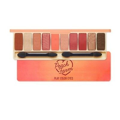 [Etude House] Play Color Eyes Peach Farm 1g*10ea