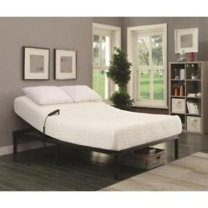 StanHope Adjustable Bed Base Electric Adjustable Bed Base ( Full, Twin Long, Queen )