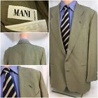 Mani Check Blazers for Men