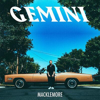Macklemore   Gemini  New Cd  Clean   With Booklet  Digipack Packaging