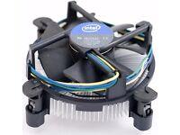Intel Stock CPU Cooler LGA 1150/1151/1155/1156 Fan