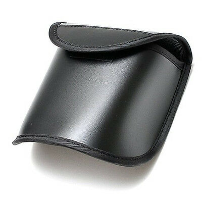 Universal Binocular Case Sleeve Pouch Waist Belt Loop - Black (Small)