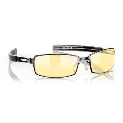 Gunnar Optiks PPK-00101 PPK Computer/Gaming Glasses - Gloss Onyx/Amber