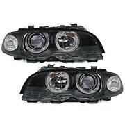 BMW E46 Coupe Headlight
