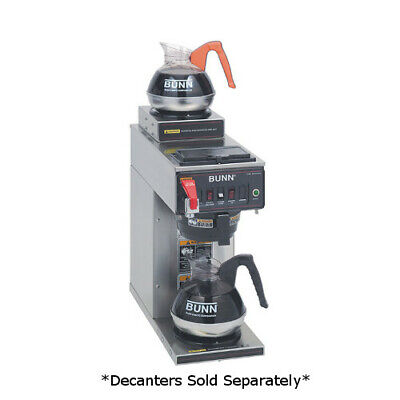 Bunn 12950.0211 Cwtf15-2 Automatic 3.8 Gallon Per Hour Coffee Brewer