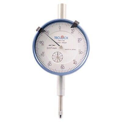 0-10mm Teclock Dial Indicator 4409-1112