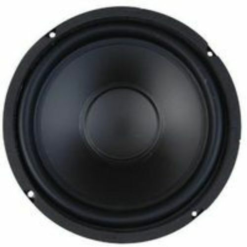 "Woofer with Polypropelyne Cone and Rubber Surround, 8"", 70W RMS at 8 Ohm"