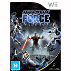 Star Wars: The Force Unleashed Video Games for Nintendo Wii