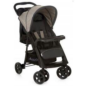 Brand New Hauck shopper Neo II pushchair buggy pram Stroller Melange Beige