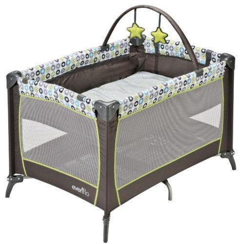 Portable Baby Crib Ebay