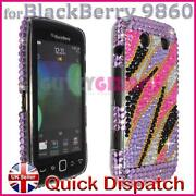 Blackberry Torch 9860 Crystal Case