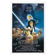 Star Wars Harrison Ford Autograph