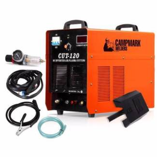 Campmark 120AMP DC Inverter Air Plasma Cutting machine Fairfield East Fairfield Area Preview