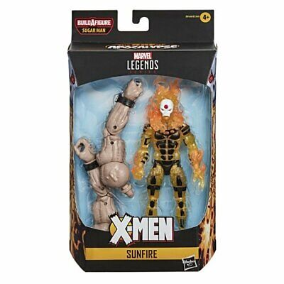 PRE ORDER! X-Men Marvel Legends 2020 6-Inch Sunfire Action Figure BY HASBRO