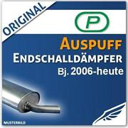 Peugeot 207 Auspuff