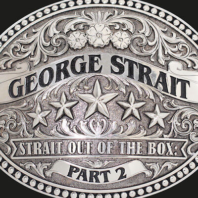 George Strait   Strait Out Of The Box Part 2  Walmart   New Cd