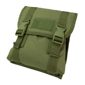 CONDOR-MOLLE-Large-Utility-Nylon-Pouch-ma53-OLIVE-DRAB-OD-Green
