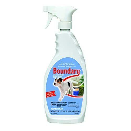 Lambert Kay Boundary Indoor/Outdoor Dog Repellent Pump Spray