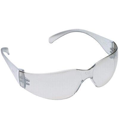 3M Virtua Transparent Clear Anti-Fog Safety Eyewears Glasses Goggle i