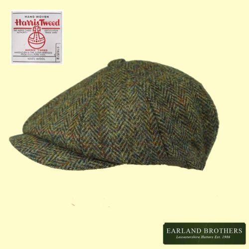 Tweed Baker Boy Hat Ebay