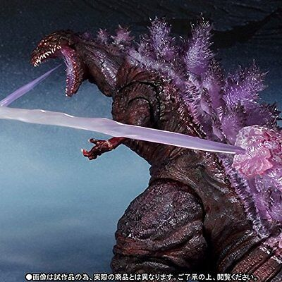 BANDAI S.H.MonsterArts Godzilla 2016 The fourth Awakening Ver. Figure JAPAN