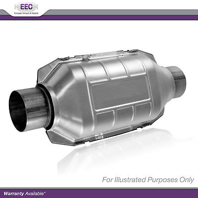 Genuine EEC Type Approved Exhaust Manifold Cat Catalytic Converter