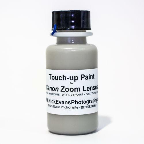 Canon Lens Touch Up Paint