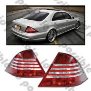 W220 Tail Lights