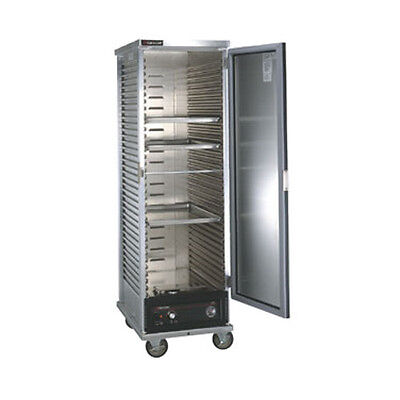 Cres Cor 130-1836d 34 Capacity Non Insulated Mobile Heated Cabinet