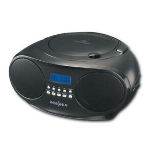 Insignia NS-B4111-C CD Boombox (Open Box)