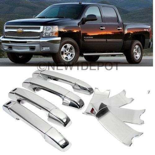 2011 Gmc Sierra Chrome Door Handles Ebay