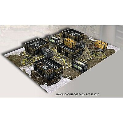 Infinity: Navajo Outpost Scenery Pack CVB 285057
