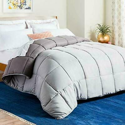 LINENSPA Reversible Down Alternative Quilted Comforter - Sto