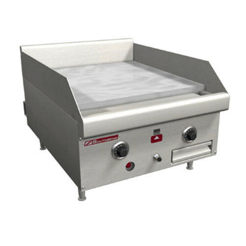"Southbend Hdg-24 24"" Countertop Gas Griddle"