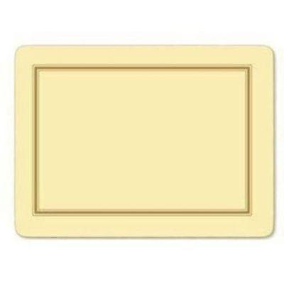 Pimpernel Classic Cream Placemats S/4 16