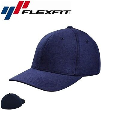 Flexfit Jersey Classic Baseball Cap L/XL Dark Navy