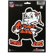 Cleveland Browns Decals