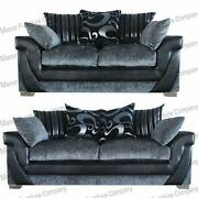 Fabric Sofas 2 and 3 Seater