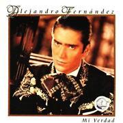 Alejandro Fernandez CD