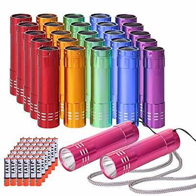 Flashlights For Kids (Small Mini Flashlights Bulk Flashlights for Kids 100 Lumen With Battery 30)