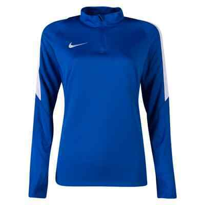 NIKE Women's Squad 16 Soccer / Football 3/4 Zip Jacket NWT Size: LARGE 16 Soccer Team Polyester