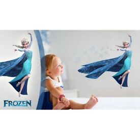 Frozen' Wall Decal - Choice of 4 - Brand New - Kilmarnock Area