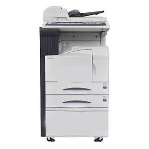Kyocera 11x17 Multifunction Printer KM-4035 Black and White A3 Copier Scanner Fax