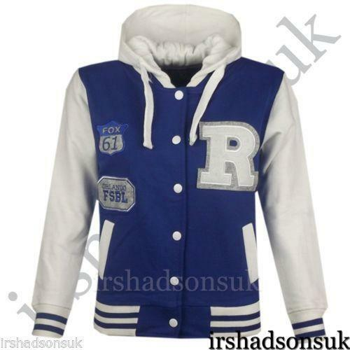 Boys Baseball Jacket | eBay