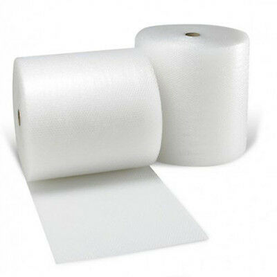 3 X 500mm x 75m ROLL SMALL BUBBLE WRAP 75 METRES