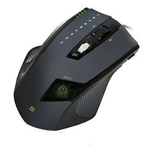 KEEP OUT X7 Gaming Mouse USB 11 macro 5000 dpi a 7 livelli levels di dpi con LED - Italia - KEEP OUT X7 Gaming Mouse USB 11 macro 5000 dpi a 7 livelli levels di dpi con LED - Italia