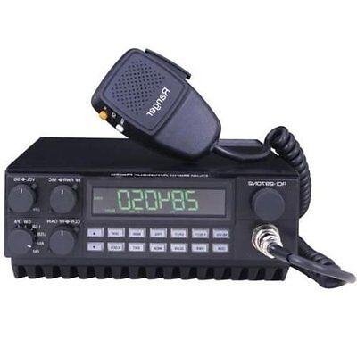 Rci 2970N2 Dx Am Fm Ssb Cw 10   12 Meter Mobile Ranger Radio